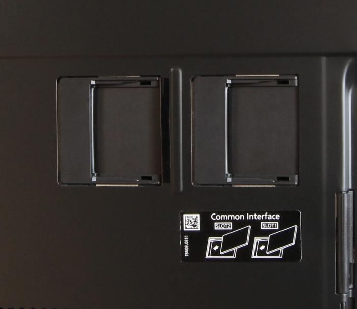 Panasonic TX-P65AXW804 Common Interface