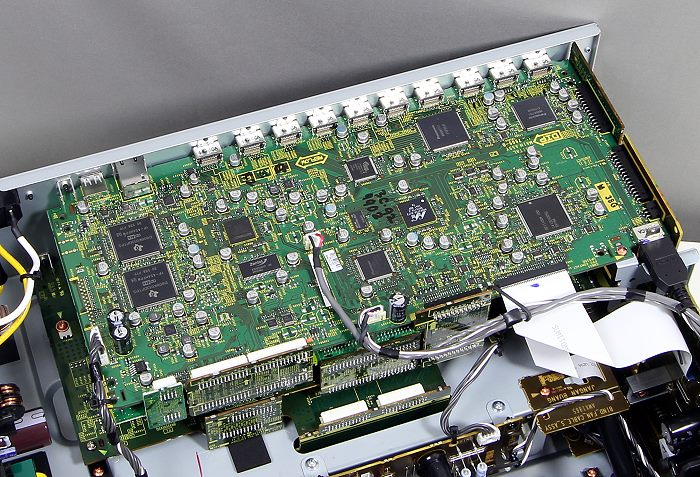 Pioneer SC-LX58 Innenleben1