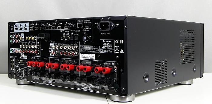 Pioneer SC-LX58 Rueckseite Seitlich1