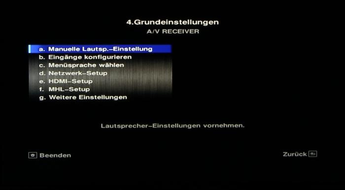 Pioneer SC-LX58 Screenshot13