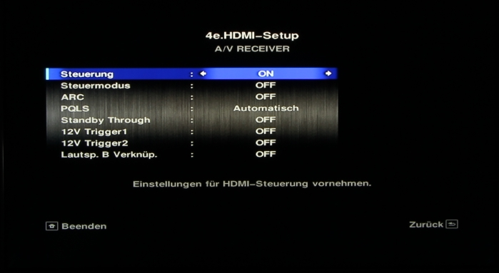 Pioneer SC-LX58 Screenshot19