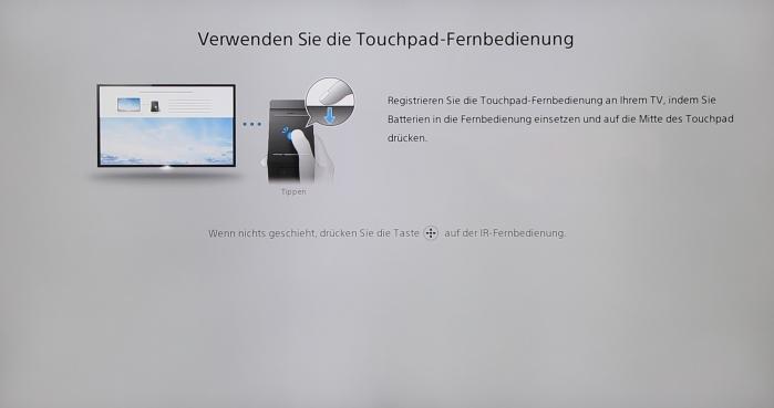Sony KD65S9005 Screenshot 13
