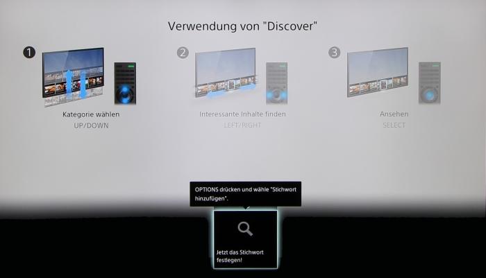 Sony KD65S9005 Screenshot 15