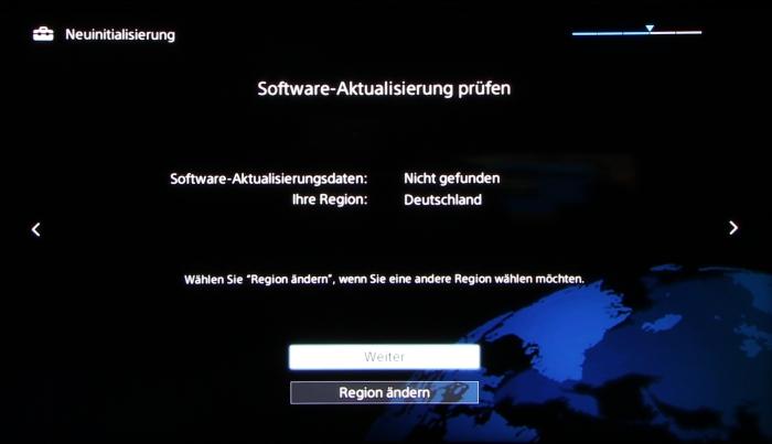 Sony KD65S9005 Screenshot 2
