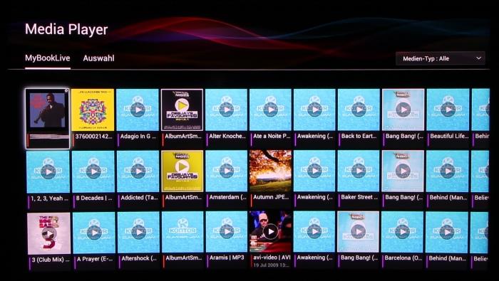 Sony KD65S9005 Screenshot 22