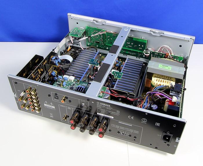 Yamaha A-S701 Innenleben Gesamt