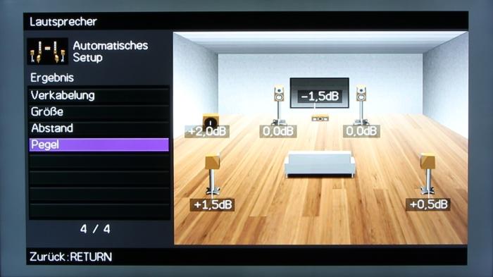 Yamaha RX-A1040 Screenshot 19