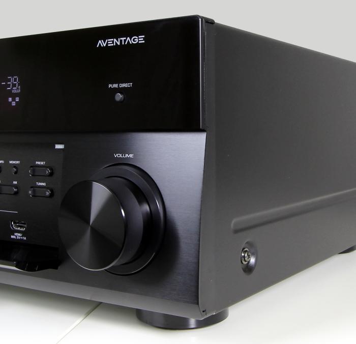 Yamaha RX-A1040 Verarbeitung