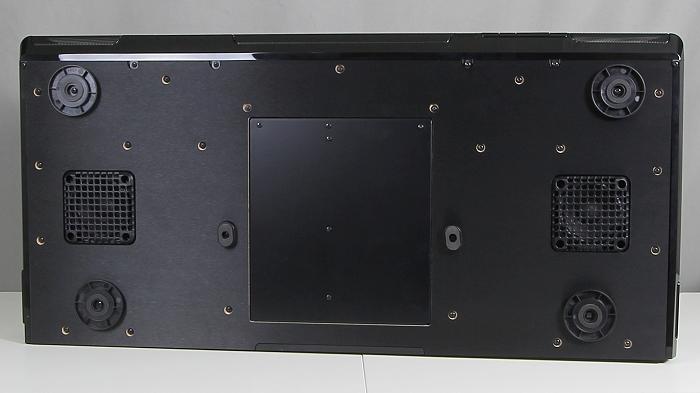 Yamaha SRT-1000 Unterseite