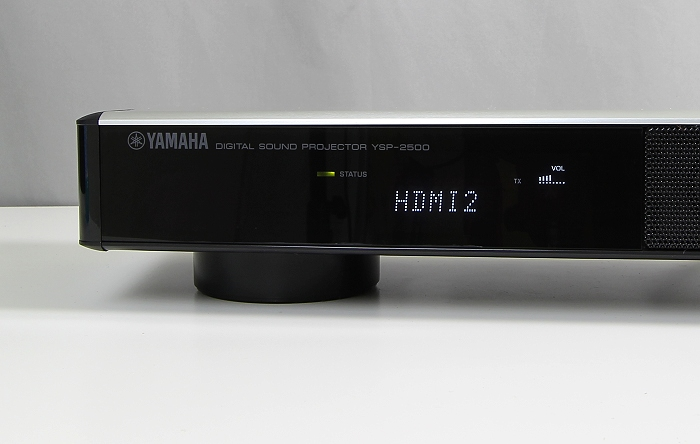 Yamaha YSP-2500 Soundbar Display
