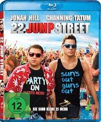 22 Jump Street Blu-ray Disc