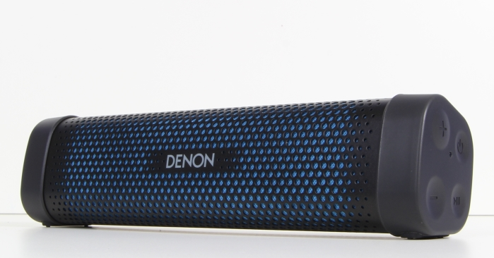 Denon Envaya Mini Front Seitlich5