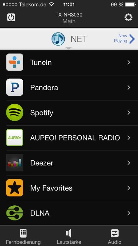 Onkyo Remote 3 App 3
