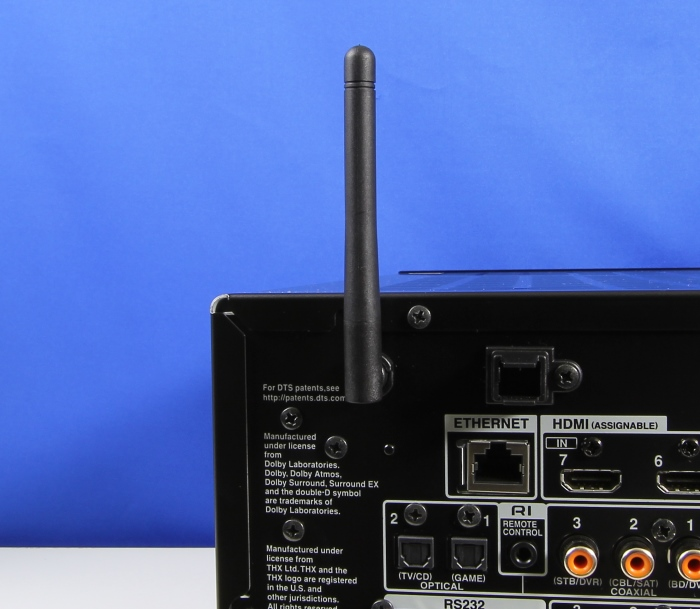 Onkyo TX-NR3030 Antenne