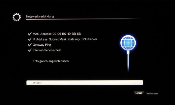 Onkyo TX-NR3030 Screenshot 18