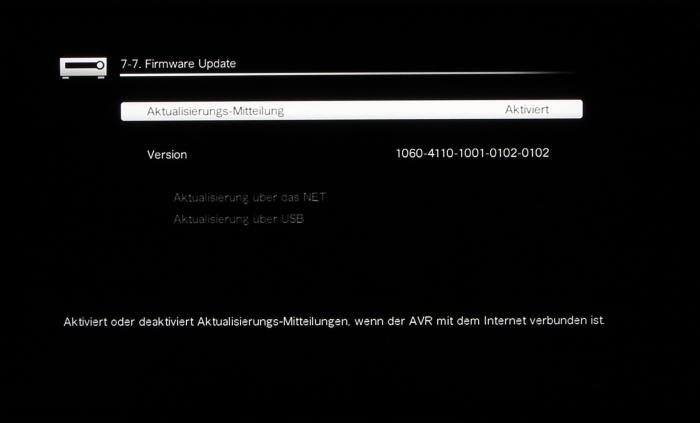 Onkyo TX-NR3030 Screenshot 36