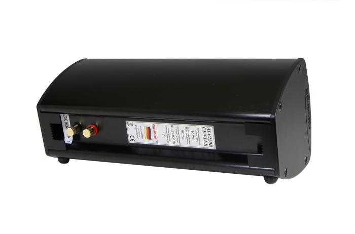 Quadral Aluma 2200 Centerspeaker Rueckseite Seitlich