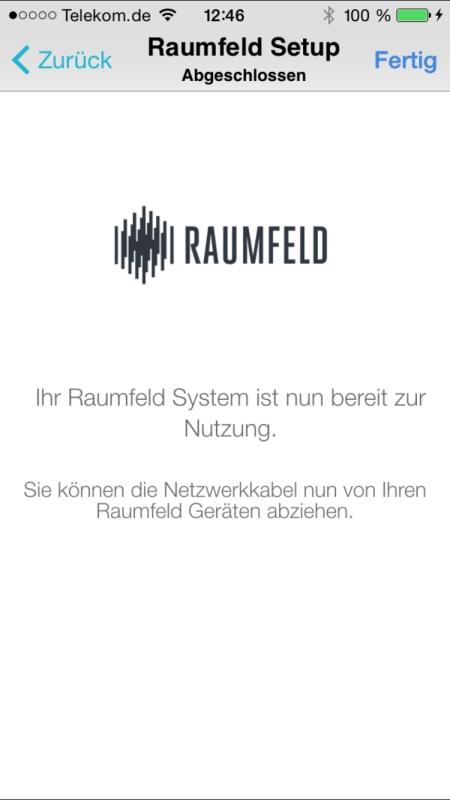 Teufel Raumfeld Controller App 17