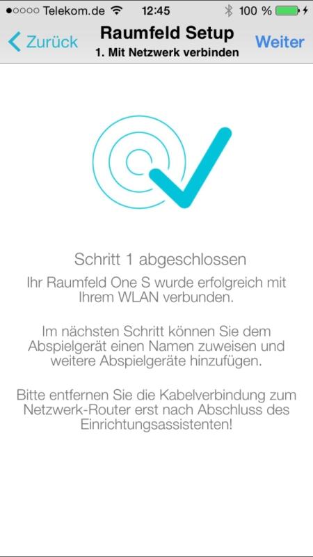 Teufel Raumfeld Controller App 9