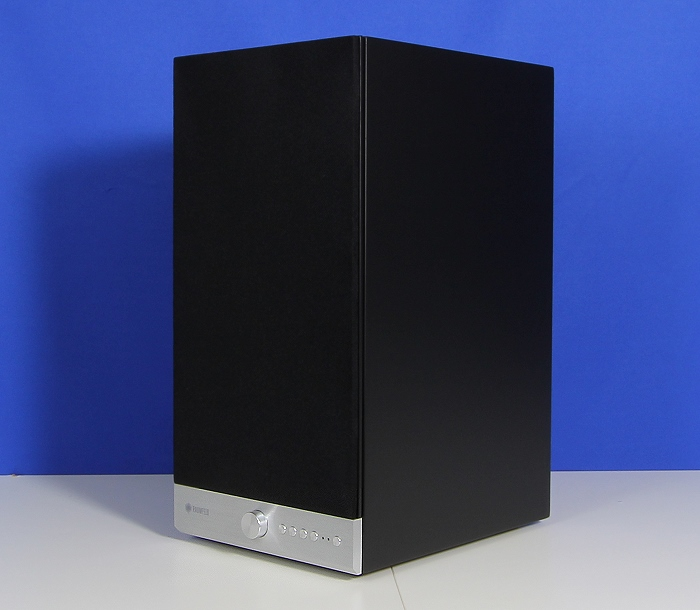 Teufel Raumfeld Stereo M Master Front Seitlich1