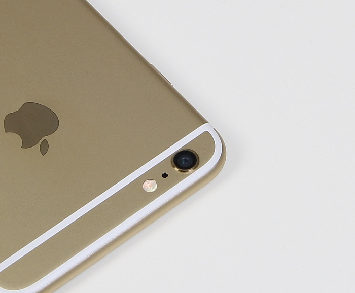 Apple iPhone 6 Plus Kamera