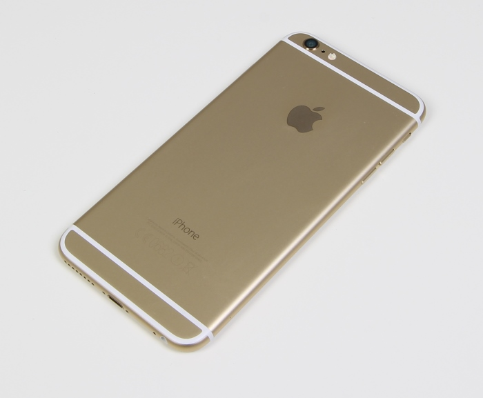 Apple iPhone 6 Plus Rueckseite