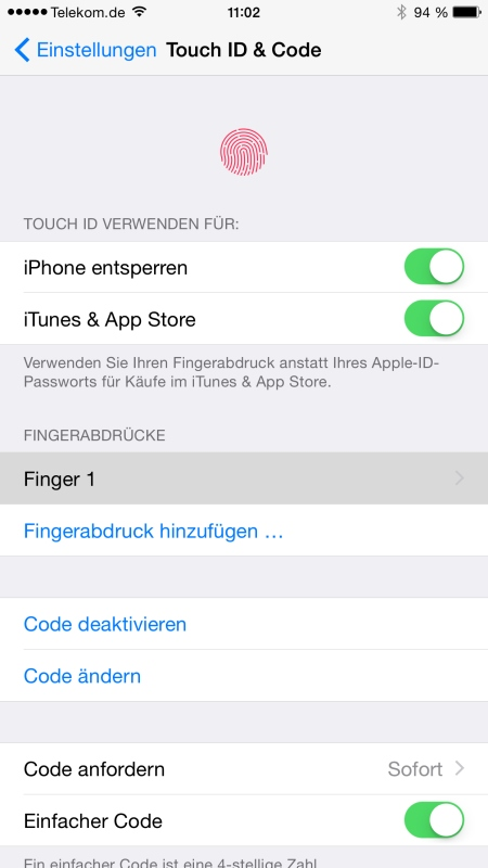 Apple iPhone 6 Plus Screenshot4