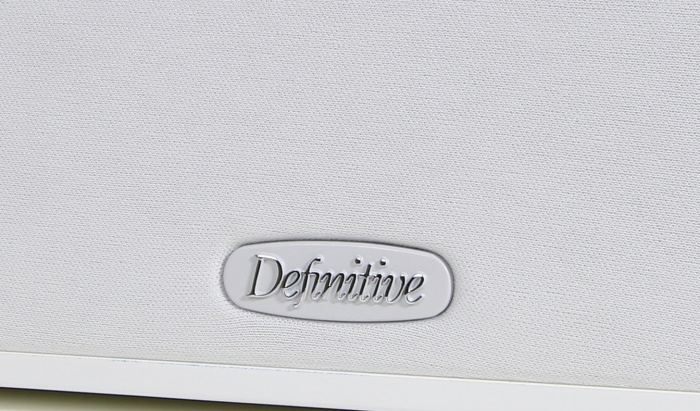 Definitive ProCinema 600 Center Detail Front