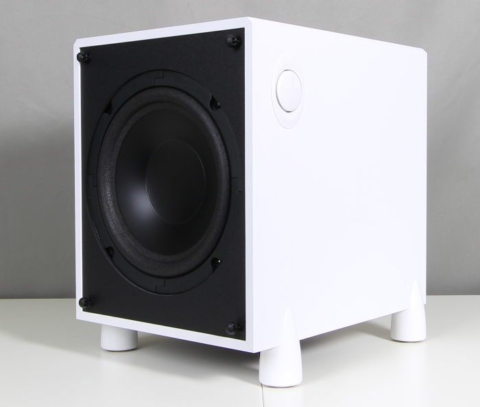 Definitive ProCinema 600 Subwoofer Front Seitlich3