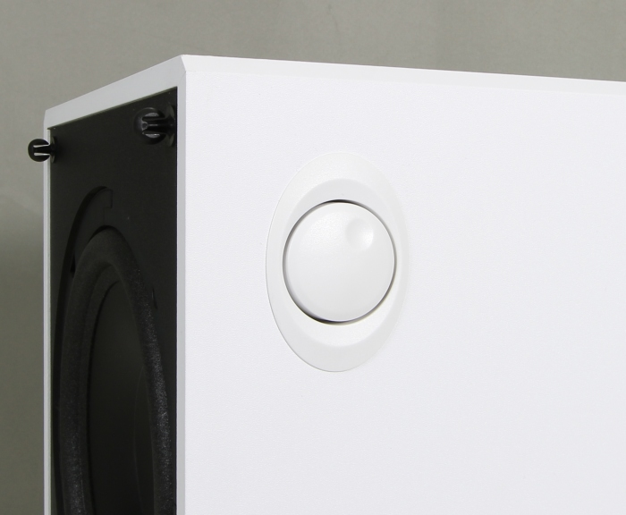 Definitive ProCinema 600 Subwoofer Lautstaerkeregler
