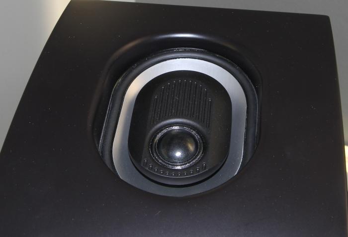 Elac TS3000 Bestueckung