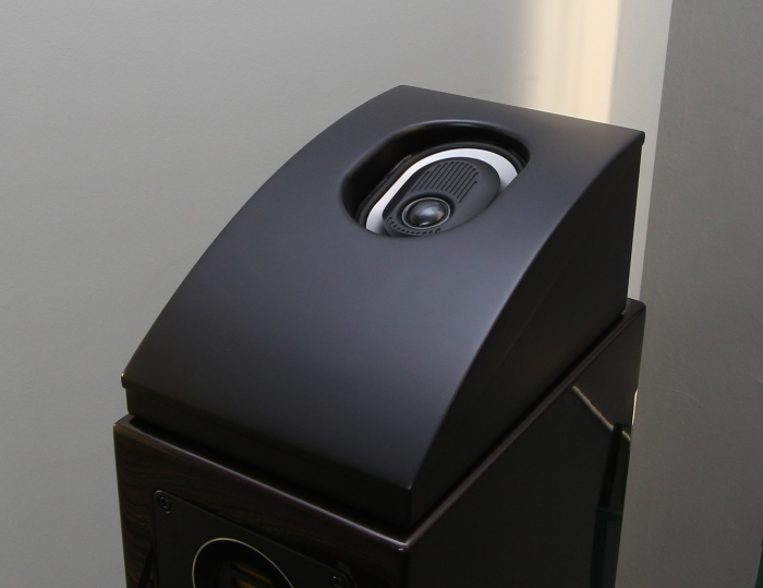 Elac TS3000 Front Seitlich