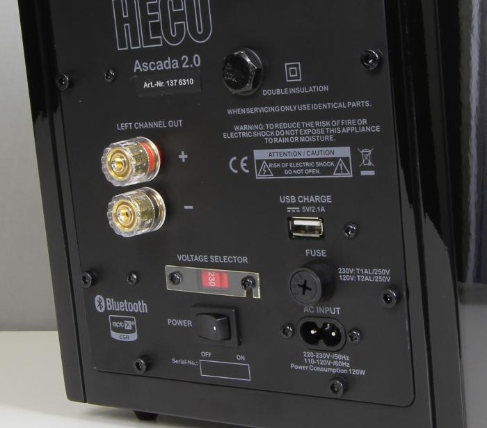 Heco Ascada 2.0 Master Anschluesse Rueckseite1