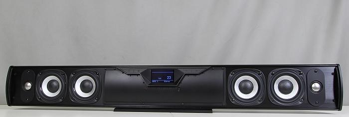 Teufel Cinebar52 THX Soundbar Front Seitlich4
