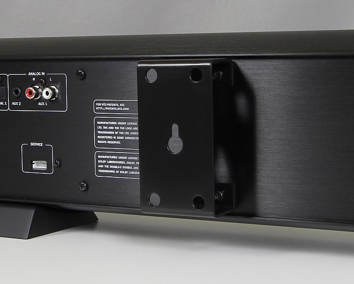 Teufel Cinebar52 THX Soundbar Wandhalter