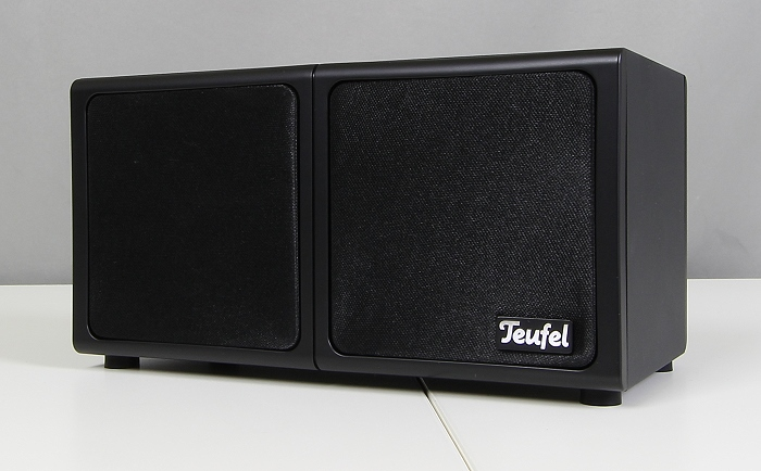Teufel Cubycon 2 Speaker Center Front Seitlich