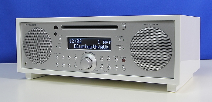 Tivoli Music System Plus Front Seitlich