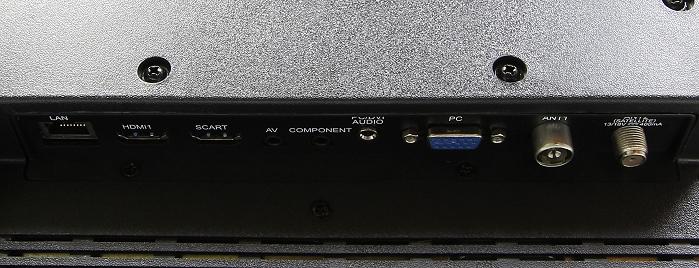Changhong LED40D1100 Anschluesse Rueckseite2