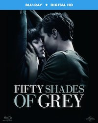 Fifty Shades of Grey Blu-ray Disc