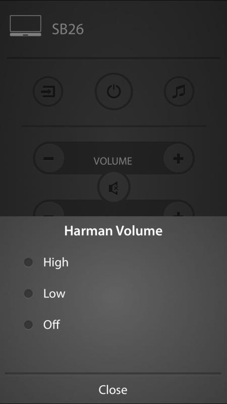 Harman Kardon SB 26 App 3