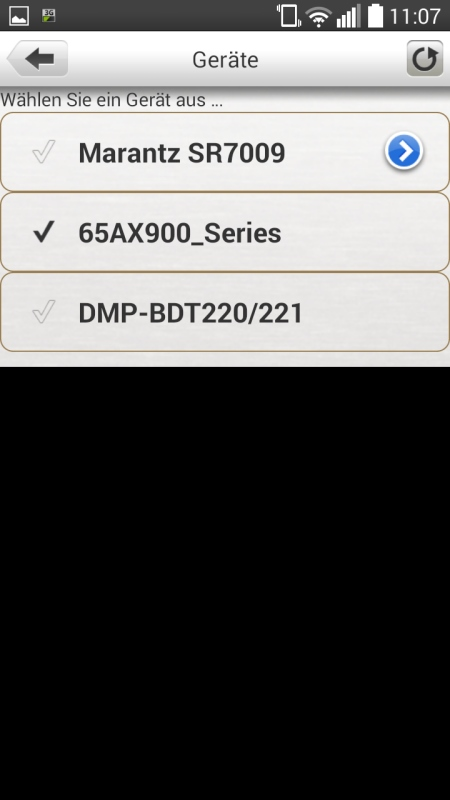 Marantz Remote App 2