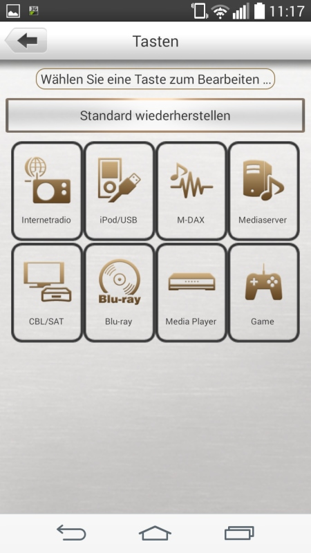 Marantz Remote App 9
