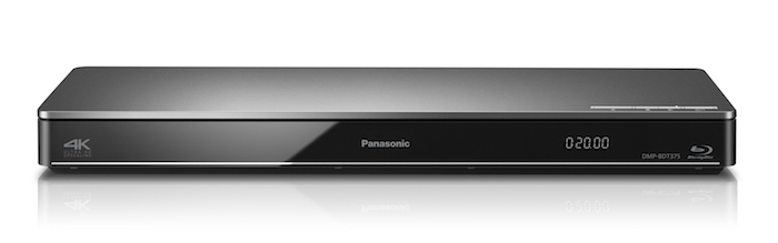 neue blu ray disc player mit 4k upscaling von panasonic update area dvd tests news f rs. Black Bedroom Furniture Sets. Home Design Ideas
