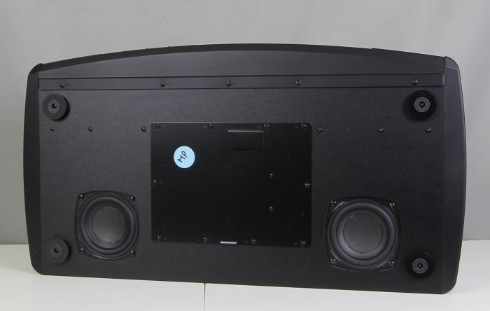 Pioneer SBX-B30 Unterseite