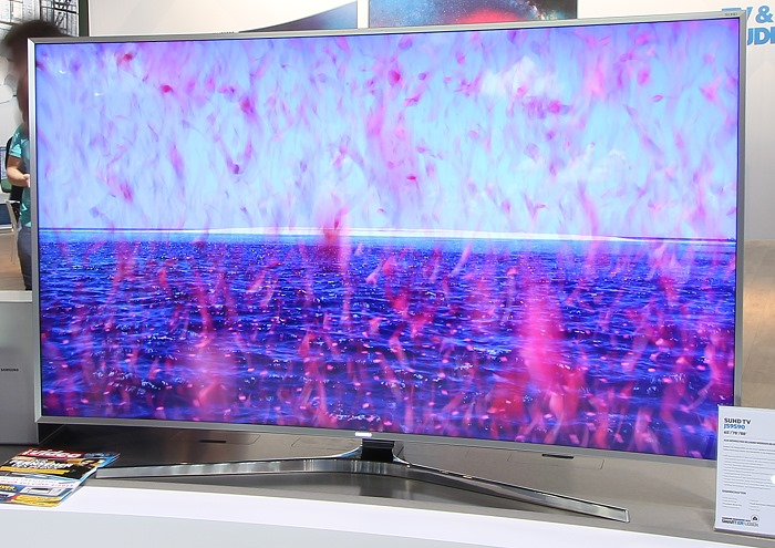 Samsung JS9590 Front Seitlich