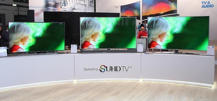 Samsung SUHD Uebersicht