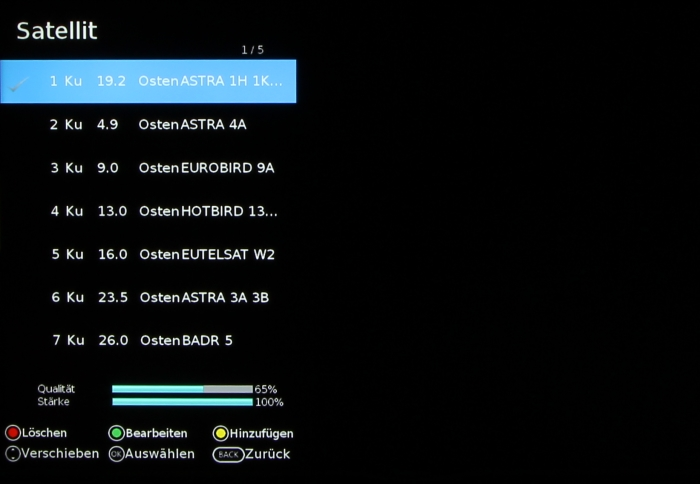 Changhong UHD42C5500 Screenshot 8