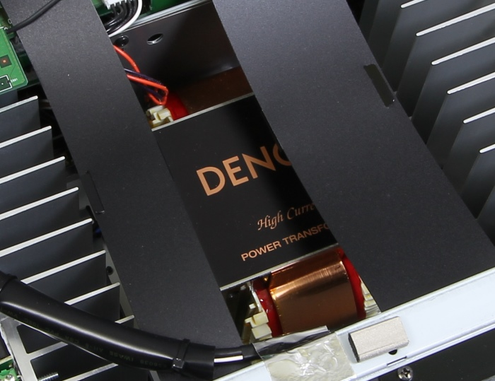 Denon AVR-7200W Innenleben2