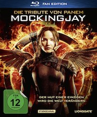 Die Tribute von Panem - Mockingjay 1 Blu-ray Disc