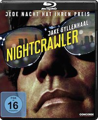 Nightcrawler Blu-ray Disc